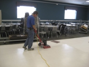 VCT Floor Cleaning Anderson SC